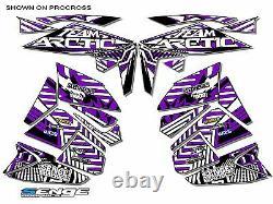 2000 2001 2002 2003 2004 2005 2006 Arctic Cat Zr Graphics Kit Deco Wrap 600 800