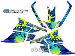 All Years Arctic Cat F Series Graphics Kit Deco Wrap Decor F5 F6 F8 F1000