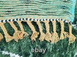 Azilal Rug Vintage Authentic Berber Carpet Moroccan Handmade Rug Wool Area Rug