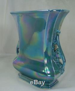 Cowan Pottery GUY COWAN 1924 Award winner LOGAN VASE 649-B Larkspur Lustre
