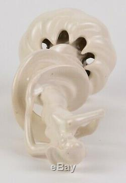 Cowan Pottery Swirl Dancer 10.25 Flower Figure R. Guy Cowan Shape Number 720