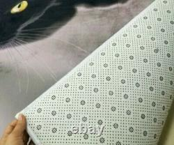 Cute Cat Print 3D Modern Rug/Carpet. Non-slip