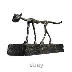 Giacometti Le Chat Bronze Sculpture Diegos The Cat Famous Statue Home Décor Art