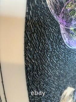 LOUIS ICART PARIS ART DECO LADY BLOWING BUBBLES CAT CARVED CELLULOID c665