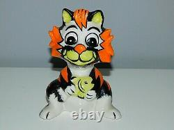 Lorna Bailey 2nd Prototype Kipper the Cat from March 2003