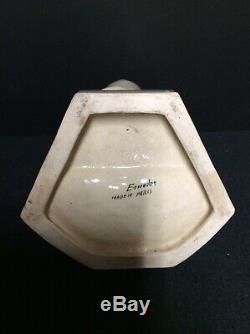 Louis Fontinelle-France Art Deco Pottery Cat Ashtray