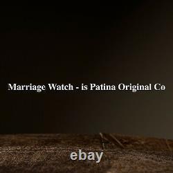 Luxury watch, men classic watches, hand-wound watch, retro watch guy, accessory gift