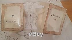 Serre Livres Faience Craquelee Chat Cat Edition Kaza G. Beauvais Art Deco