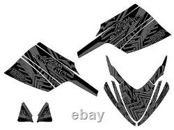 05 06 07 08 09 10 11 Arctic Cat M Series Crossfire Graphics Kit Deco Wrap Décor