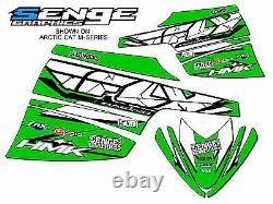 2008 2009 2010 2011 Arctic Cat Snopro Sno Pro 600 Graphics Kit Déco Wrap Décor