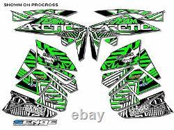 2010 2011 2012 2013 2014 Arctic Cat Snopro Sno Pro 500 Graphics Kit Déco Wrap