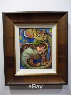 Artiste Armando Tejuca Art Latino-américain De Cuba Art Arte Cubano Cuba