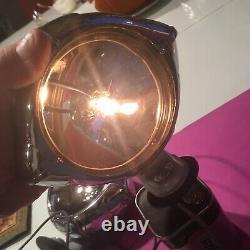 B-l-c 2020-a Art Déco Cat Eye Alien Fog Lampe Gm Guide 30s 50 Accesoire 40s