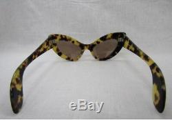 Classique Cats Eye Cutler And Gross Lunettes Vintage Britanniques Des Années 1980 Rare