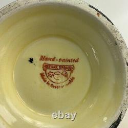 Ditmar Urbach 1930 Siamese Chat Pitcher Tchécoslovaquie Art Déco Base Chip