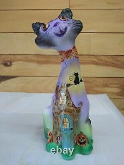 Fenton Alley Cat Méfiez-vous De L'halloween