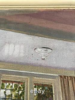 Guy Lipscombe Peinture Sur Toile Pour Ideal Home Art Déco Intérieur Vgc