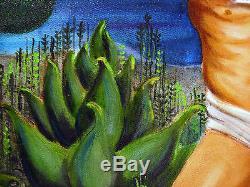 Hunters Peinture De Style Art Déco Réduite