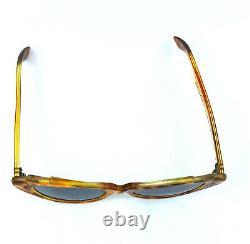Nos Vintage Lunettes De Soleil Pour Les Yeux De Chat 1950-50's Dames Tortoise Moyen Artistique Rare