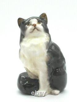 Royal Doulton Persan Noir Et Chat Blanc Hn999 Rw 1930 1985