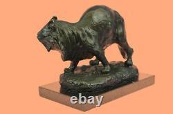 Sculpture En Bronze Par Jonchery Cat Gato Feline Pet Animal Art Déco Statue Figurine