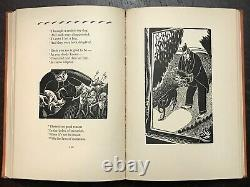The Siamese Cat Underwood, 1st And Limited Ed, 1928 Cats Art Déco Woodcuts