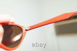Vintage Ray-ban Bausch & Lomb B&l 1950s 1940s Women's Cat Eye Sunglasses États-unis