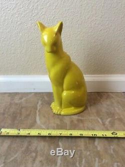 Vintage Siamese Cat Figure Royal Haeger Milieu Du Siècle Art Moderne Déco